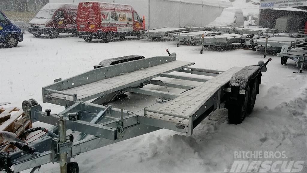 Boro Wenus kippaava 2700kg UUSIA, 2017, Biltransportsläp