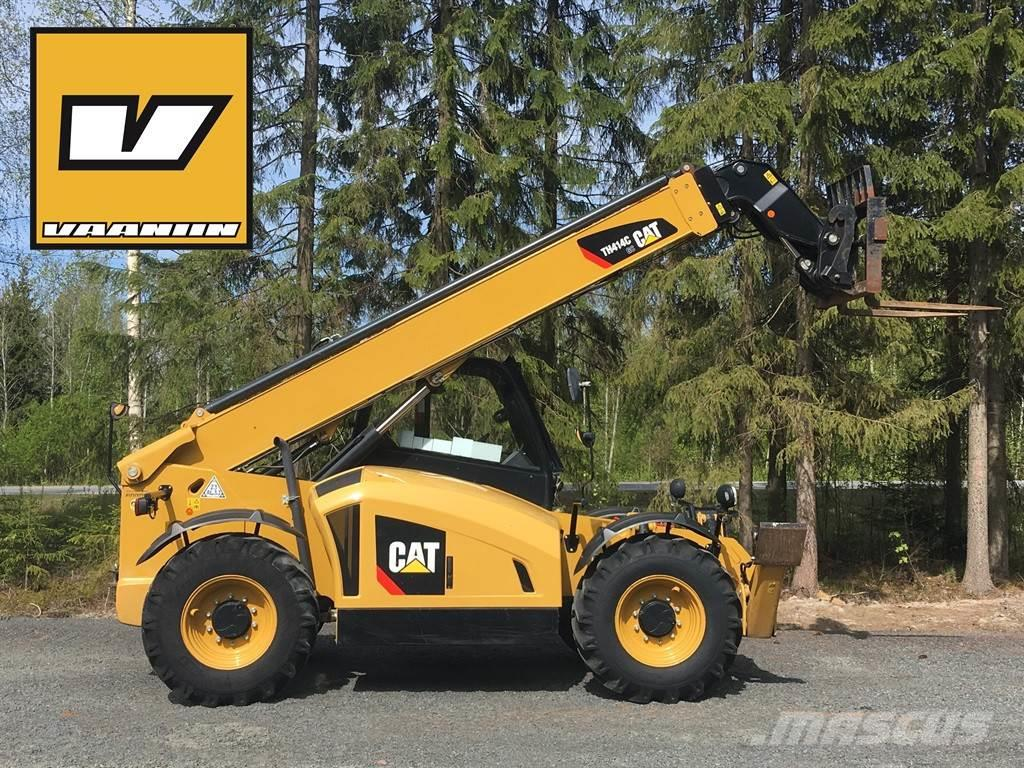 Caterpillar TH414C GC MYYTY-SOLD