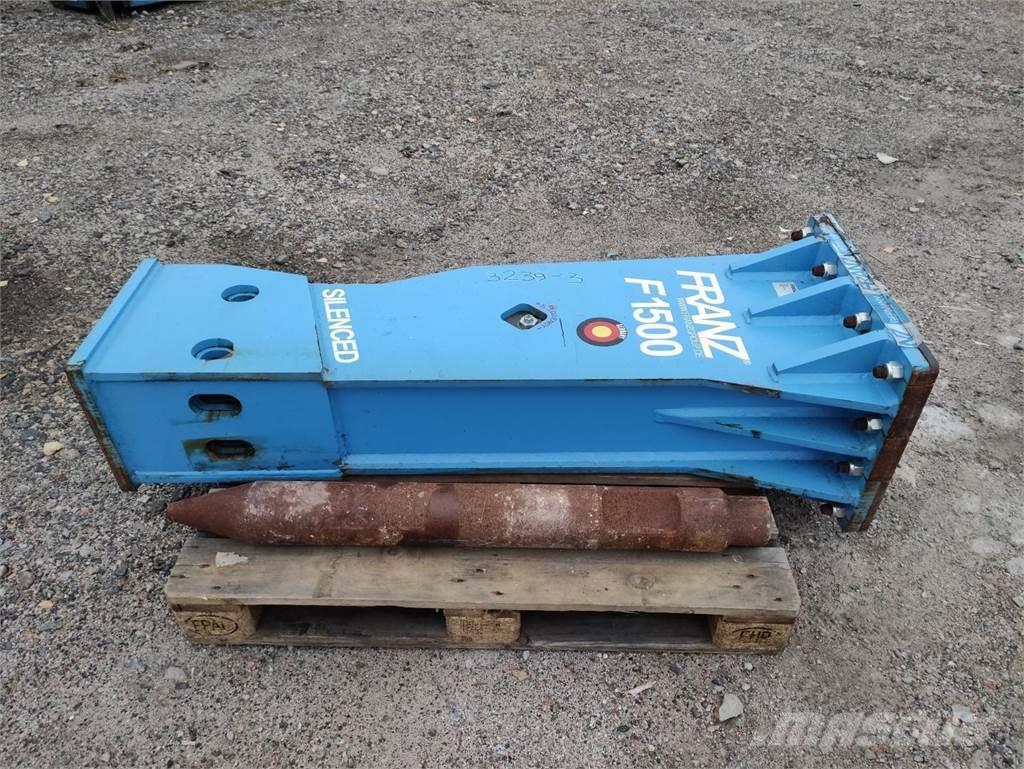 Franz F1500 Hydraulivasara