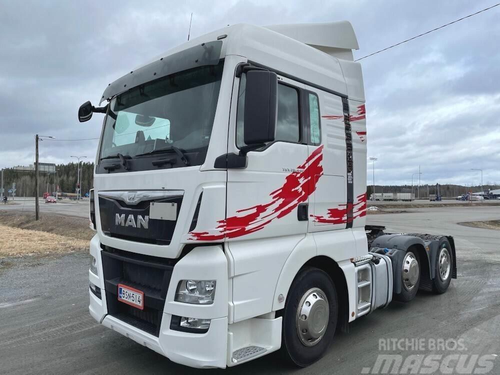 MAN TGX26.440 euro6
