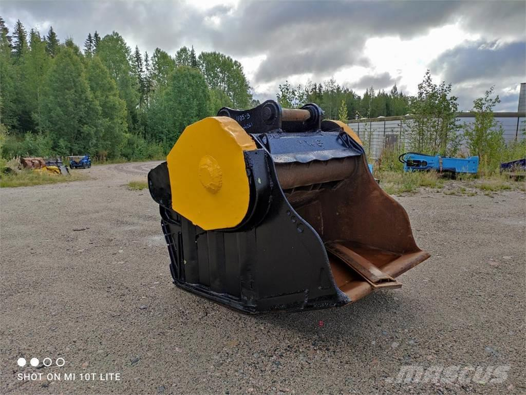 MB Crusher BF1200 hydraulinen murskakauha