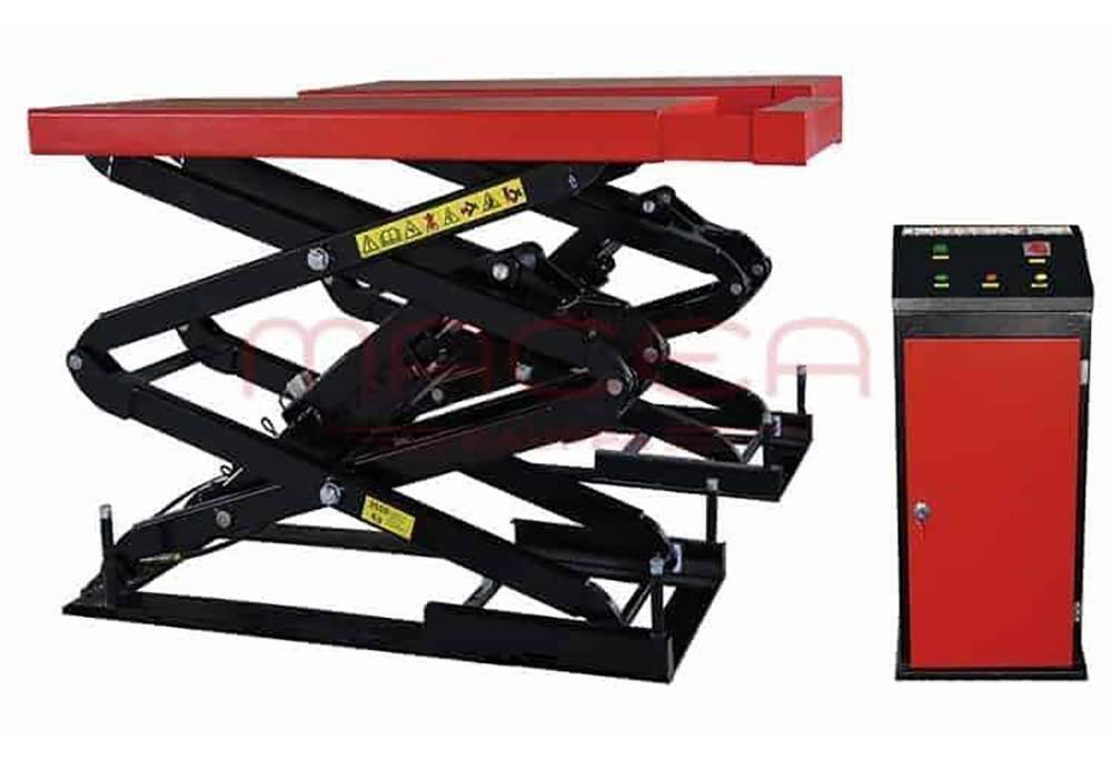 [Other] Autonostin 3500 kg, nosto 2140 mm, High Lift