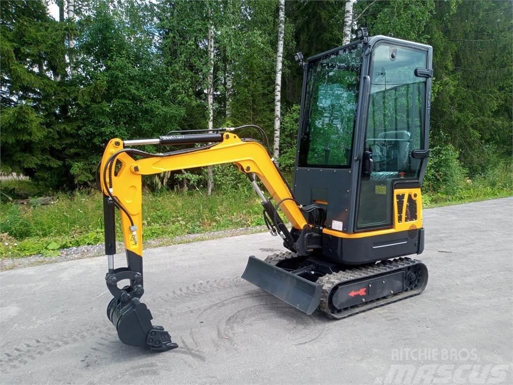 [Other] Crawler, LM10 minikaivinkone hytillä, 1000 k