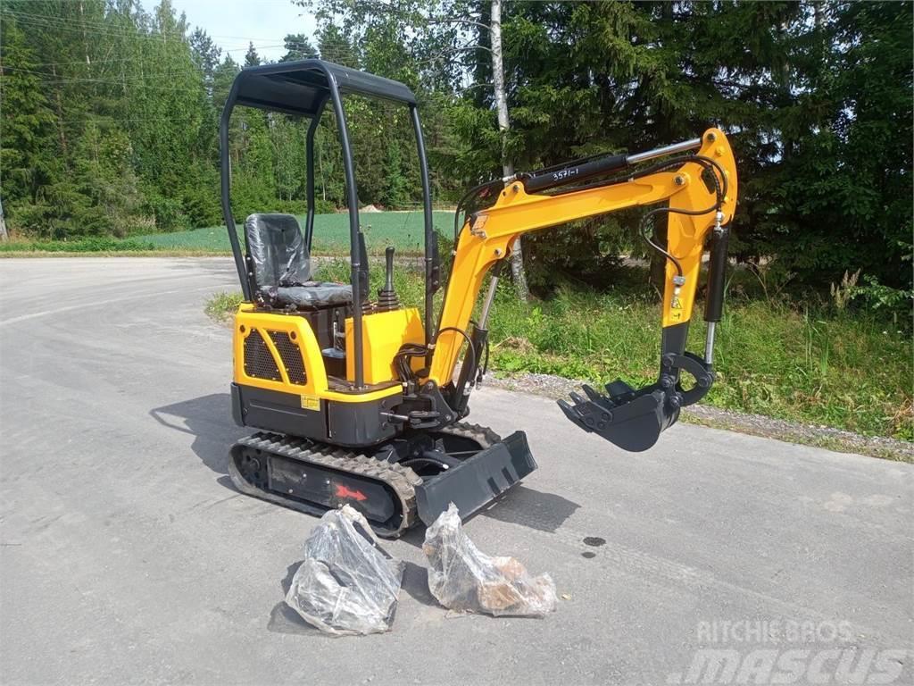 [Other] Crawler, LM10 minikaivinkone 1000 kg
