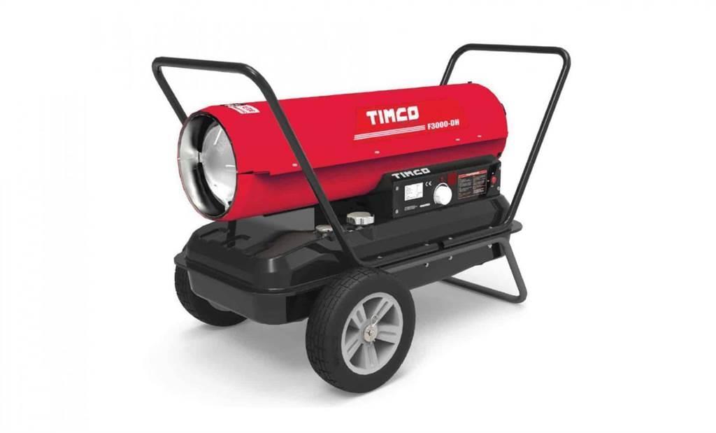 [Other] Hallilämmitin 40 kW Timco