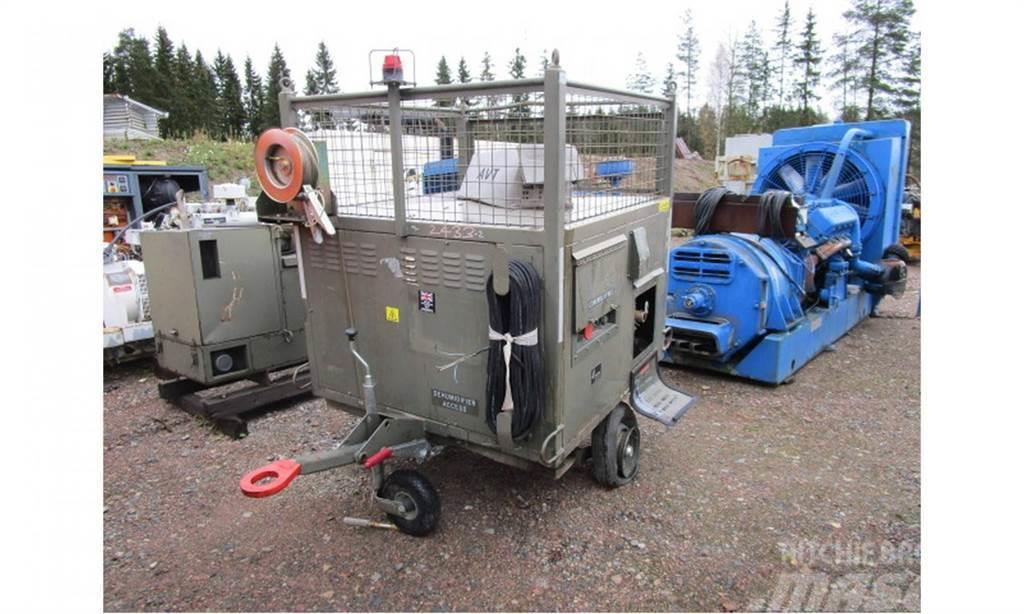 [Other] Hinattava dieselkäyttöinen kosteudenerotin