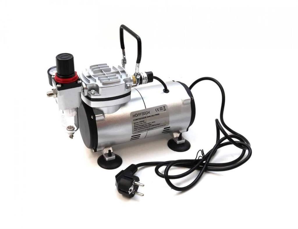 [Other] Kynäruiskun kompressori 4 bar / 23 litraa
