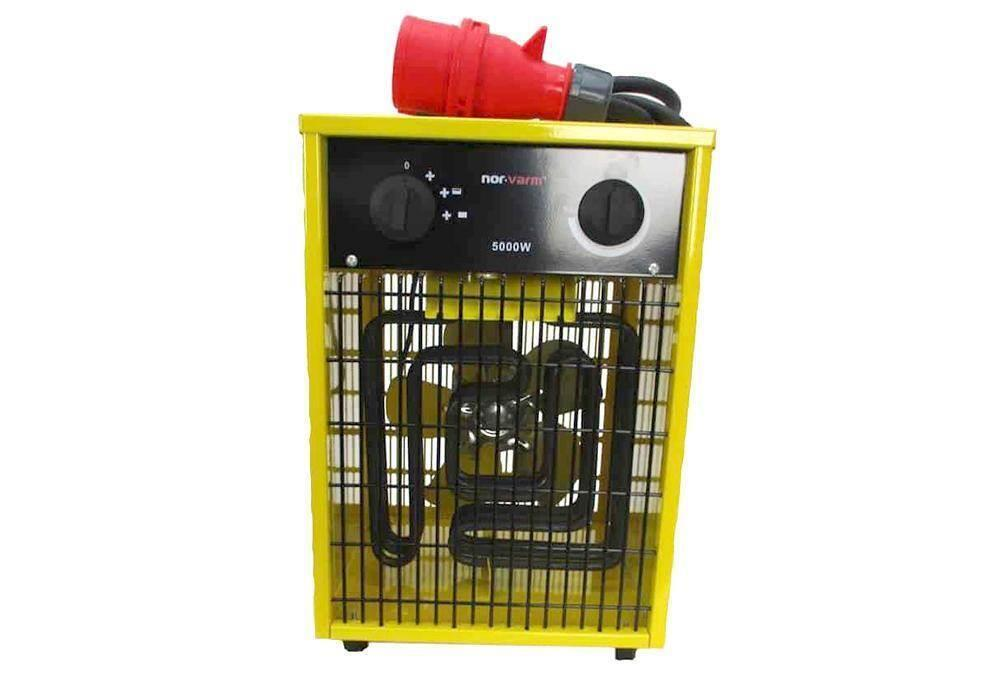 [Other] Lämpöpuhallin 400 V / 5000 W