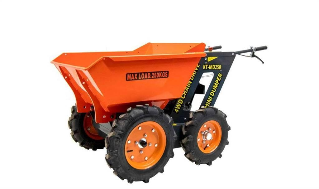 [Other] Minidumpperi 4wd 250 kg 6.5hp