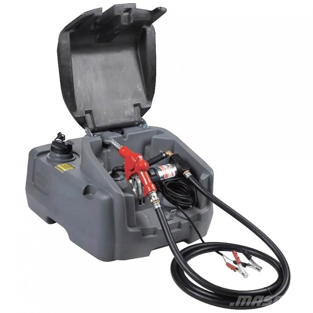 [Other] Polttoainesäiliö sähköpumpulla, 100 L, Select