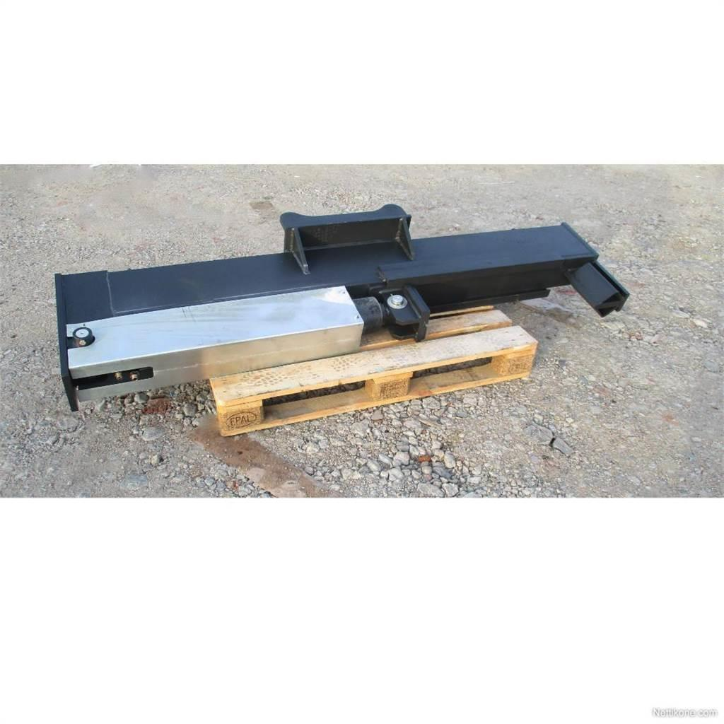 [Other] Puunhalkaisukone S45 sovitteella