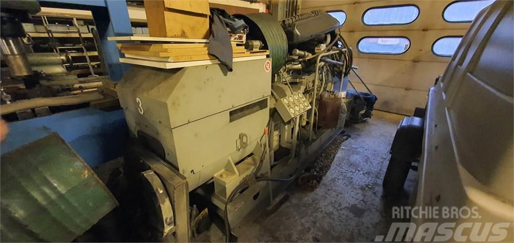 [Other] Strömberg Valmet 170 KVA generaattori