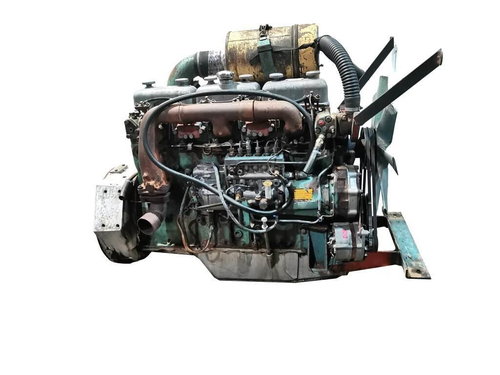 Scania D8 A04 MOOTTORI PURKUOSA