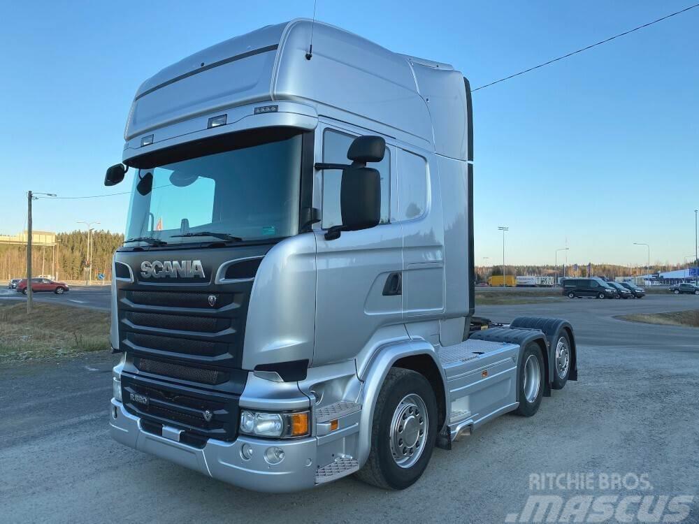 Scania R520 Takateli euro6
