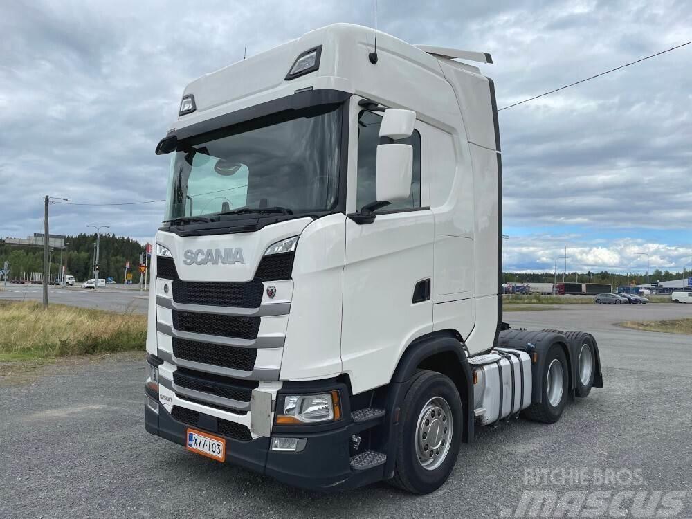 Scania S500 6x2 euro6