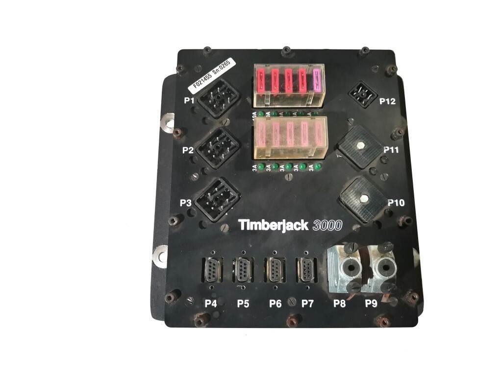 Timberjack 3000 PSU PURKUOSA