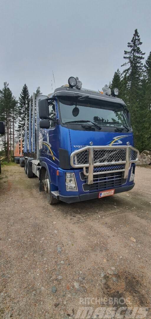 Volvo FH16 -FH64RB-6X4/460+137