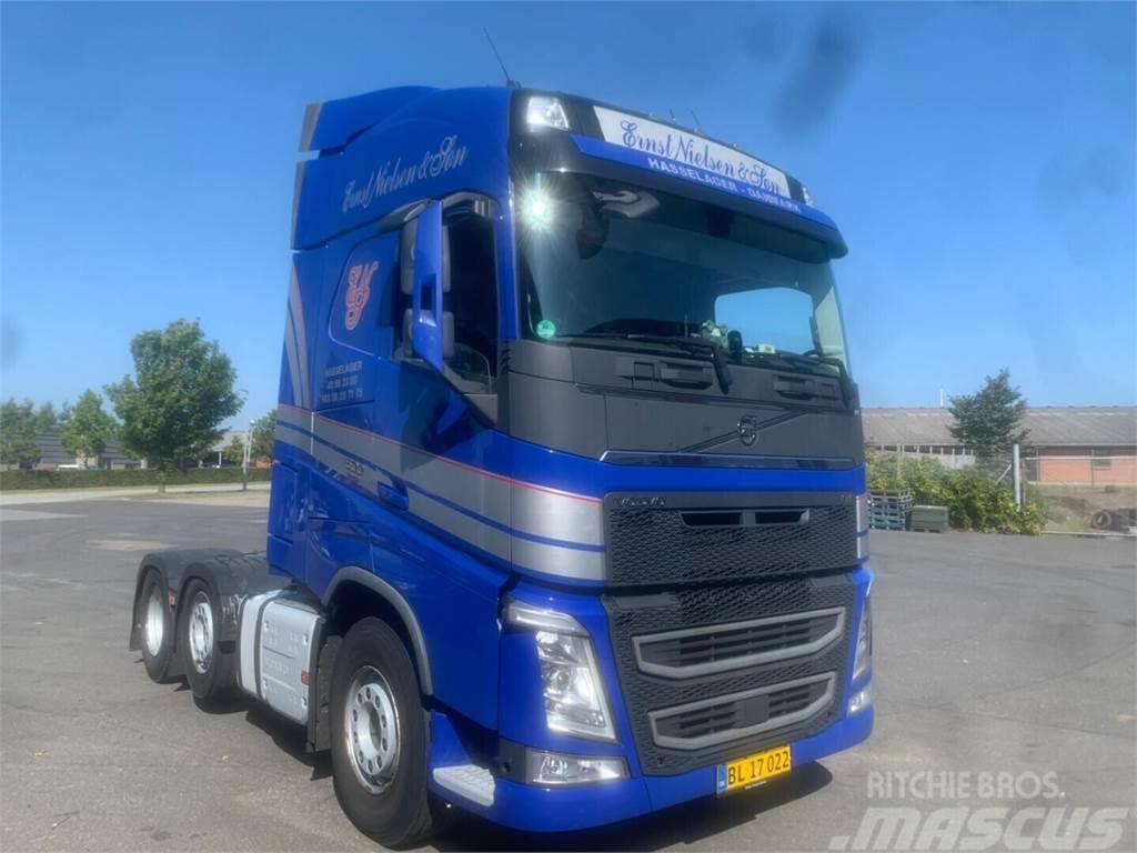Volvo FH500 6x2 euro6 väliteli