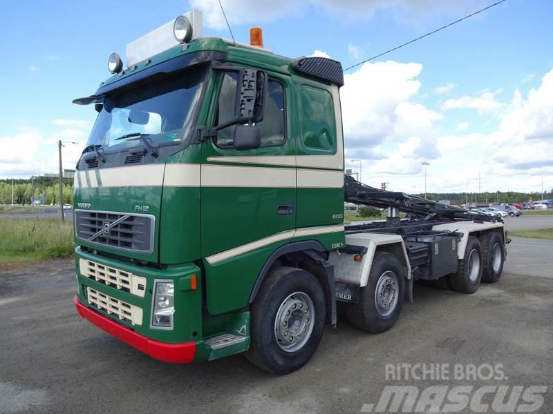 Volvo FH500 8x4