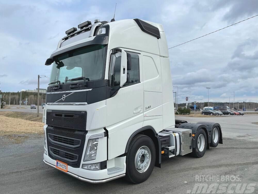 Volvo FH540XL 6x2 euro6