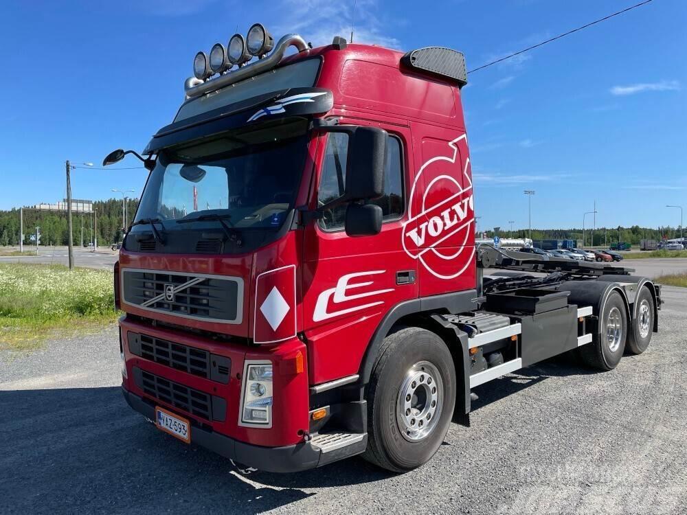 Volvo FM440 6x2 euro4