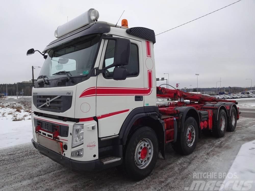 Volvo FM500 8x4