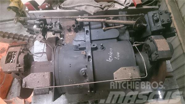 CLAAS Lexion 600 Gearkasse