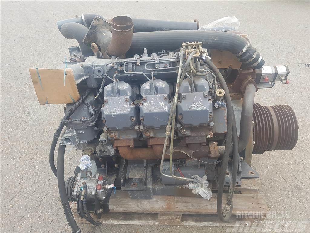 Deutz V6 BF6M1015C