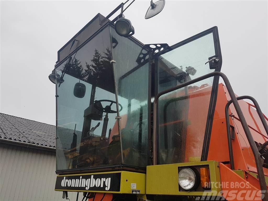 Dronningborg D3000-D4000-D4500 Kabine