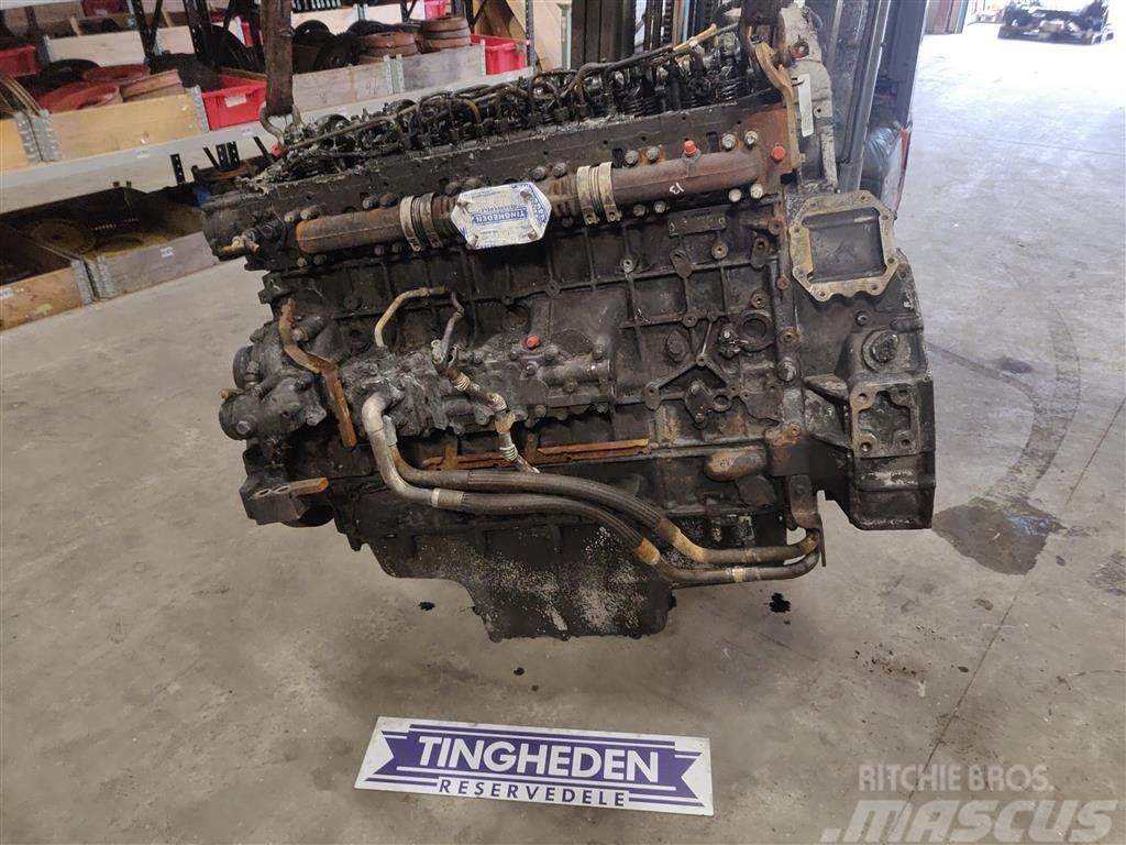 Iveco Cursor 16 Defekt for parts