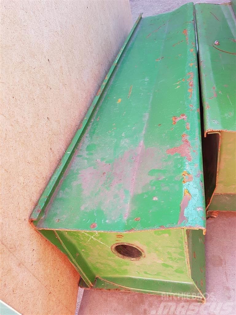 John Deere 1177 Ny halmmølle AZ20898