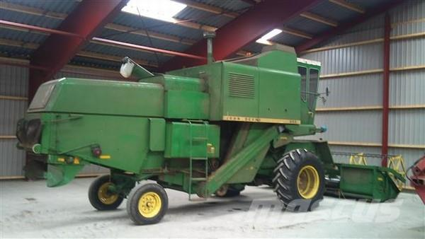 John Deere 955, Combine harvester accessories