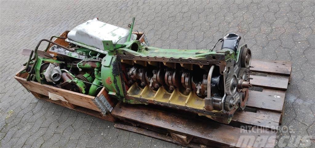 John Deere 6.359T Defekt for Parts