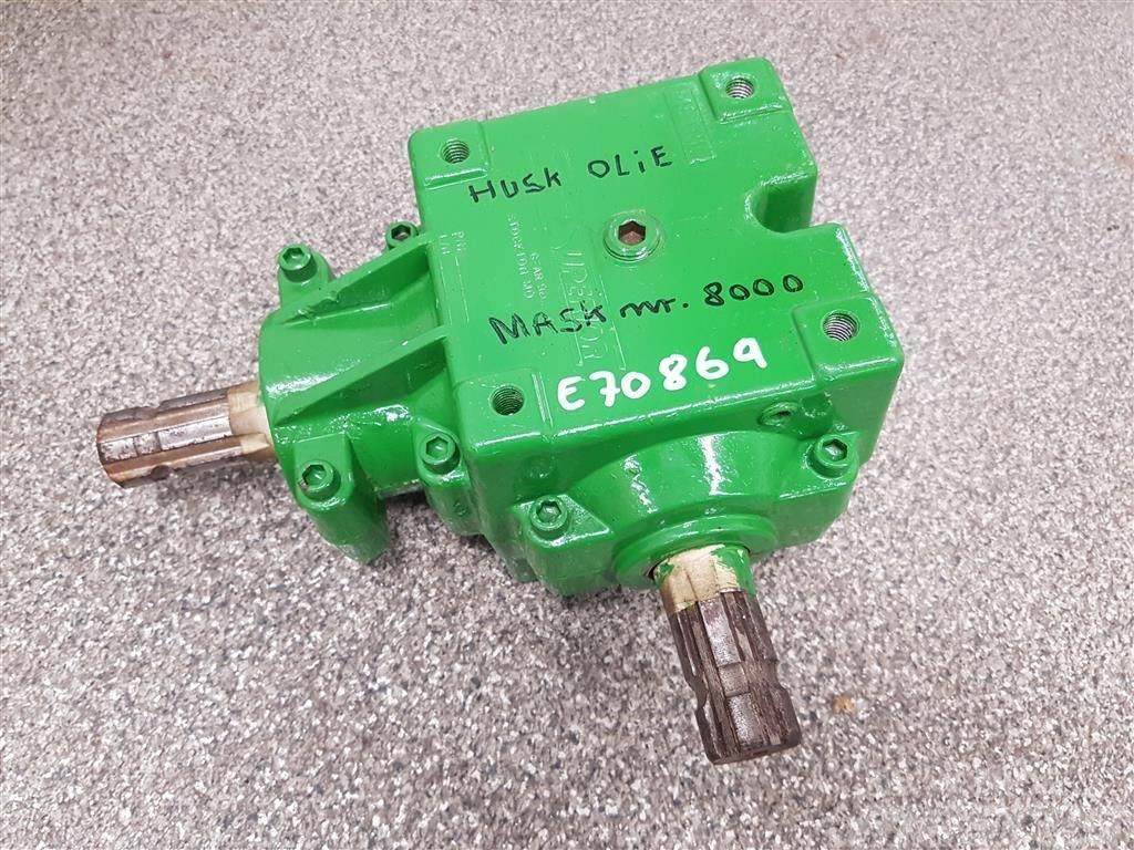 John Deere Vinkel gear E70869