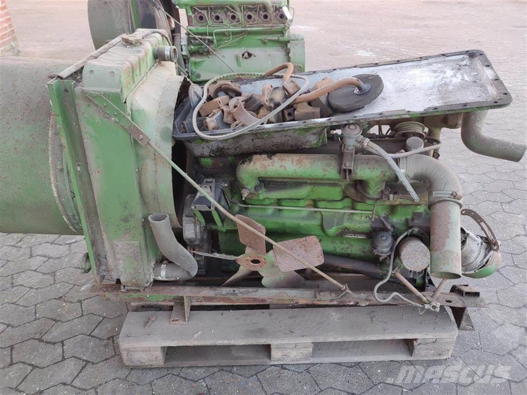 John Deere 6.329D Defekt for parts