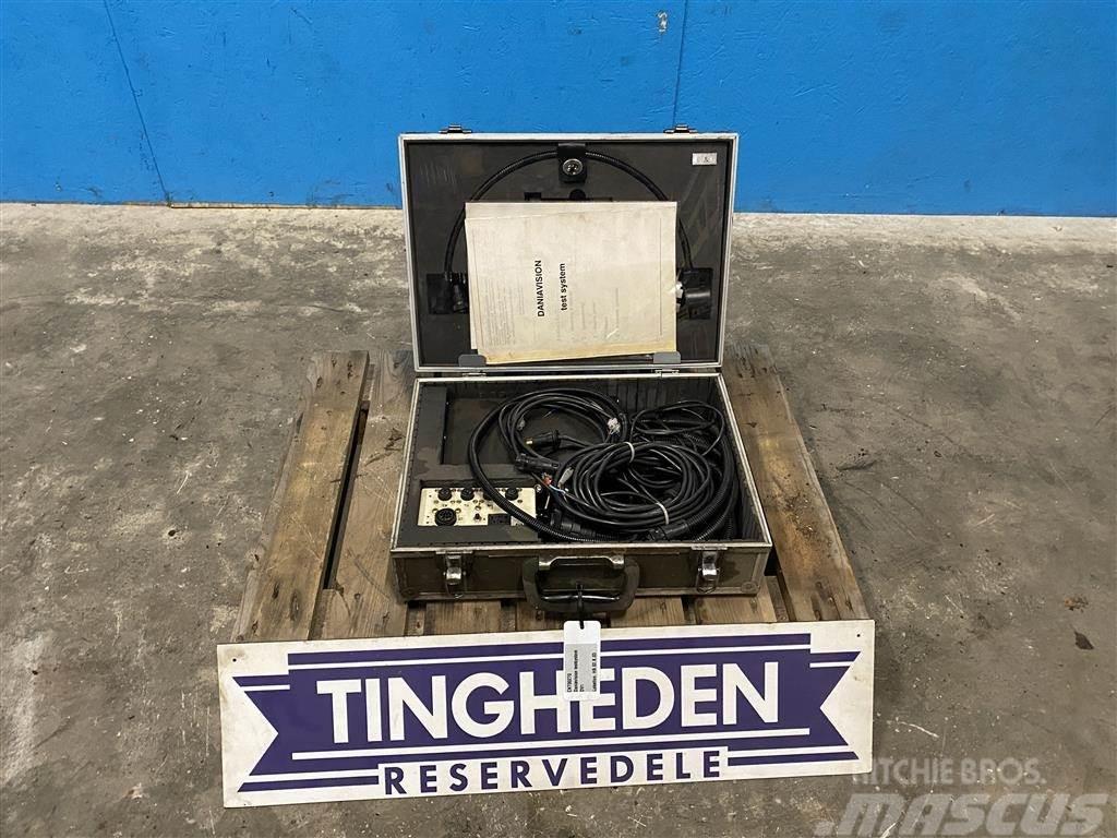 Massey Ferguson DV1 Daniavision Test system