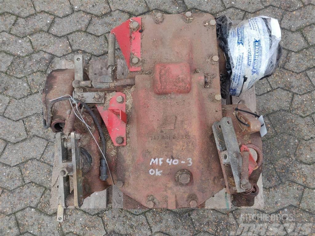 Massey Ferguson Gearkasse 46136800
