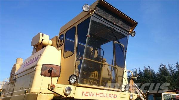 New Holland Kabine til NH 1500 serien