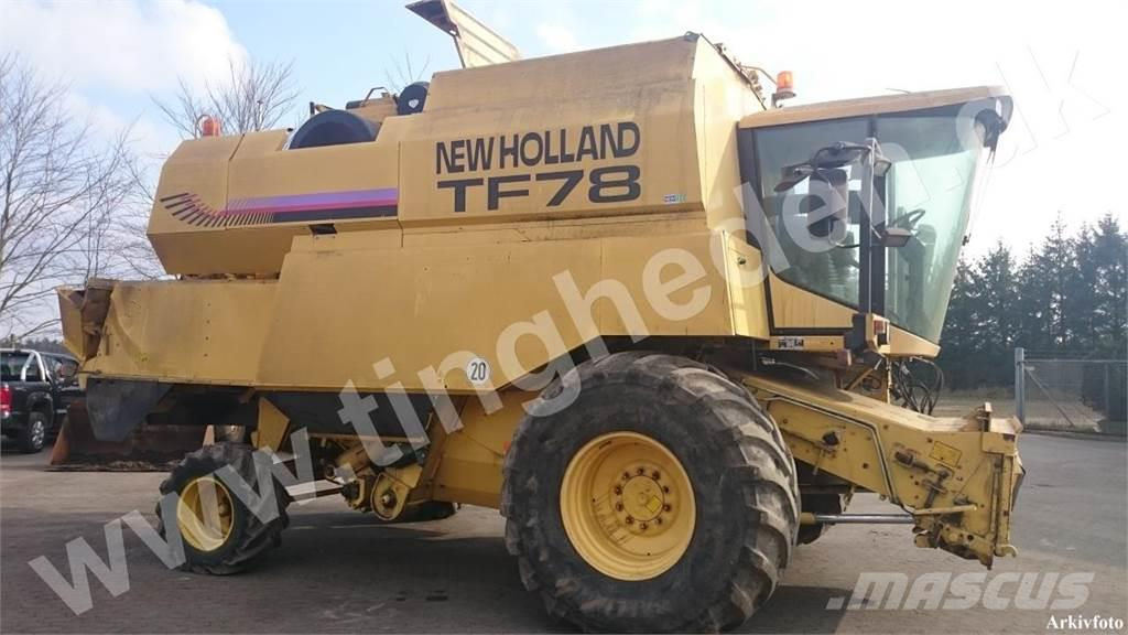 New Holland TF78