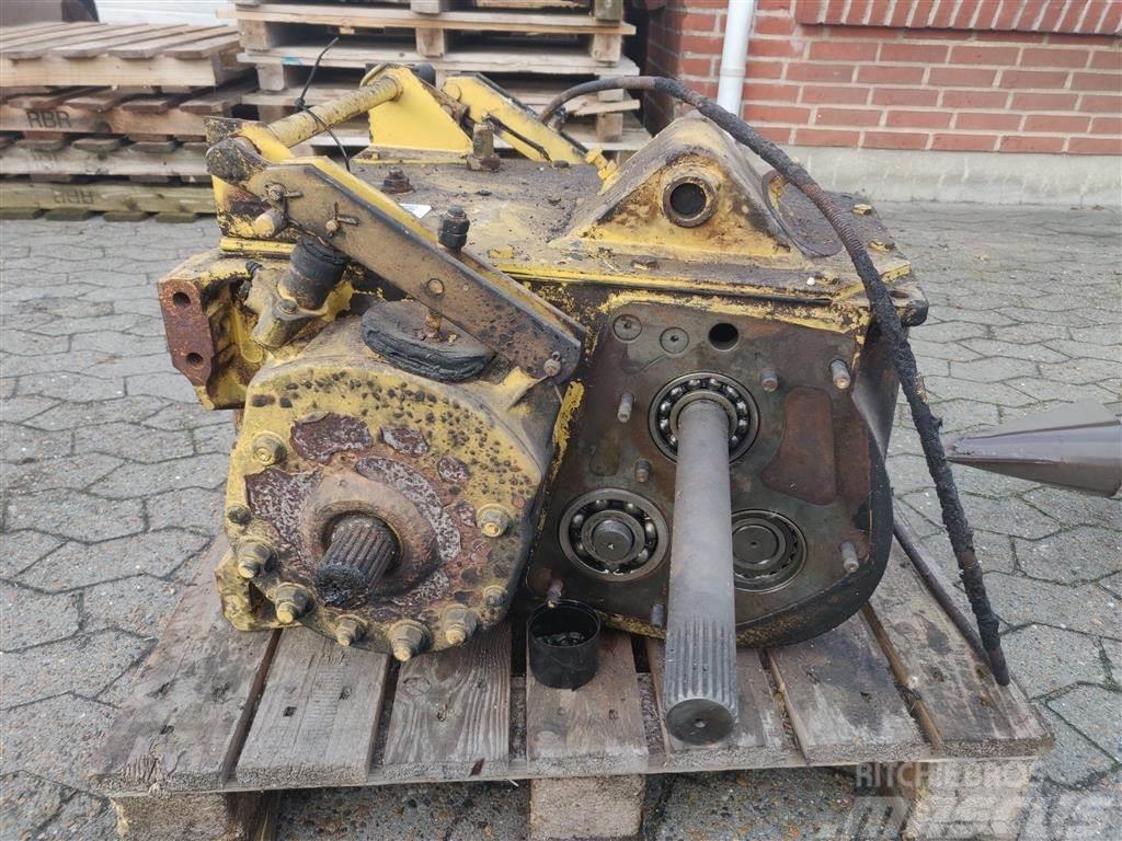 New Holland TX 34 Gearkasse 80451267