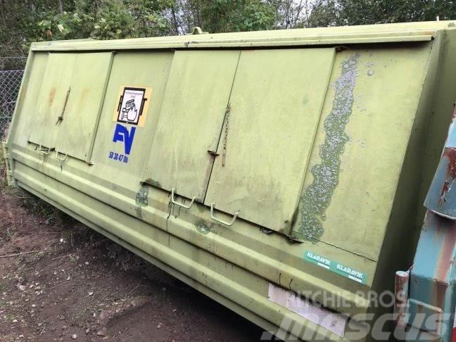 [Other] Affaldscontainer Wirehejs