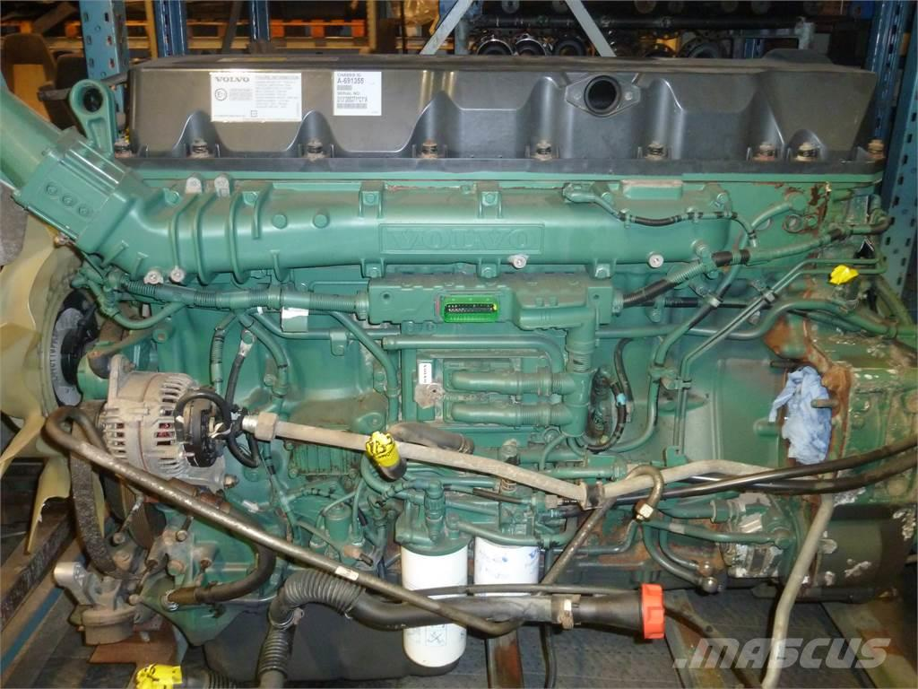 Used Volvo D13c500 Engines For Sale Mascus Usa