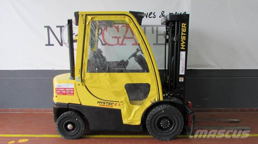 Hyster H 2.5 FT ADVANCE D