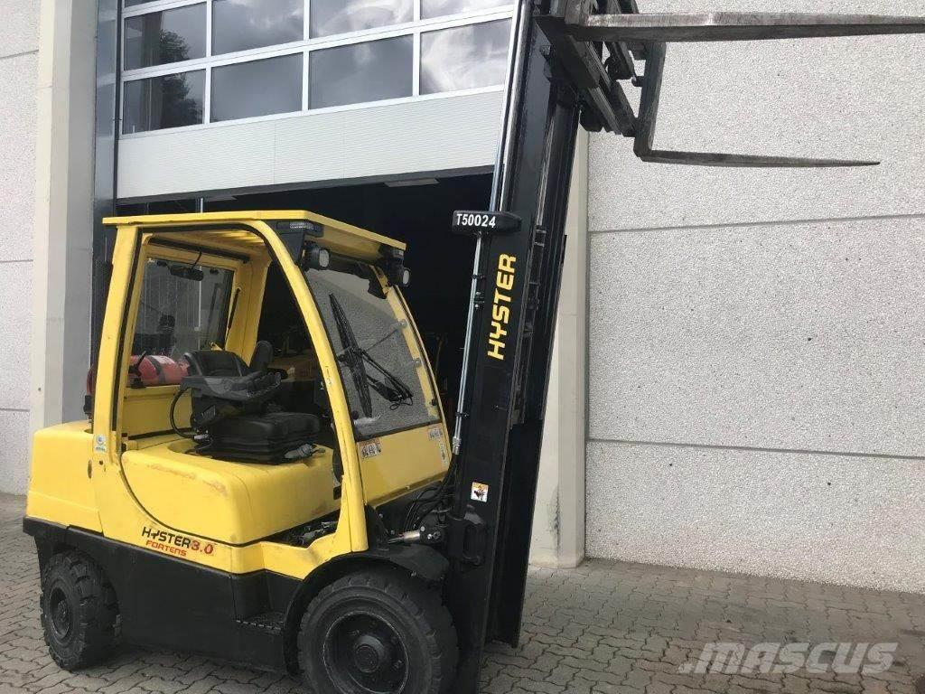 Hyster H 3.0 FT ADVANCE GAS