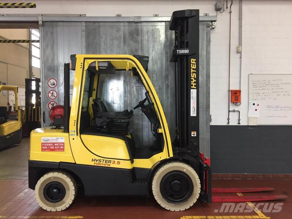 Hyster H 3.5 FT ADVANCE GAS