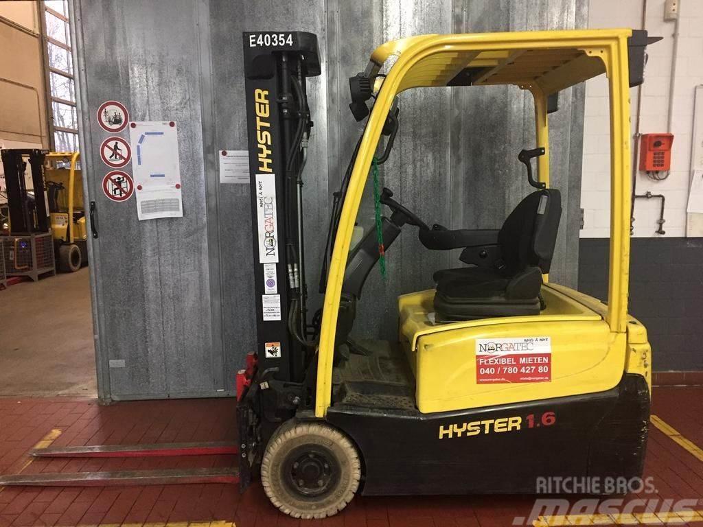 Hyster J 1.6 XNT (MWB)