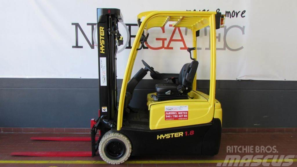 Hyster J 1.8 XNT (MWB)