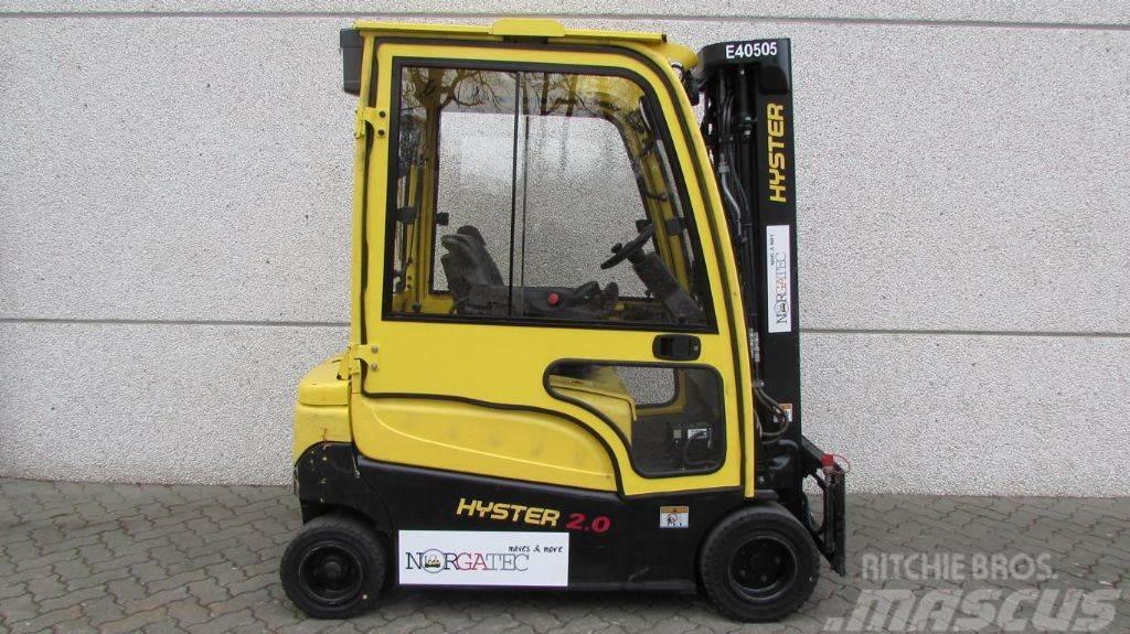 Hyster J 2.0 XN (LWB)