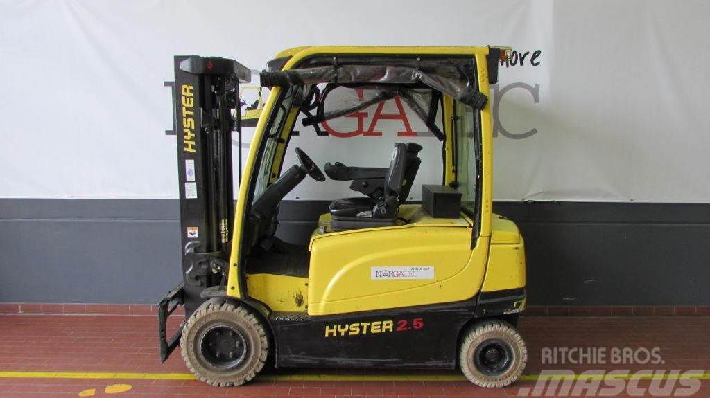 Hyster J 2.5 XN ADVANCE+