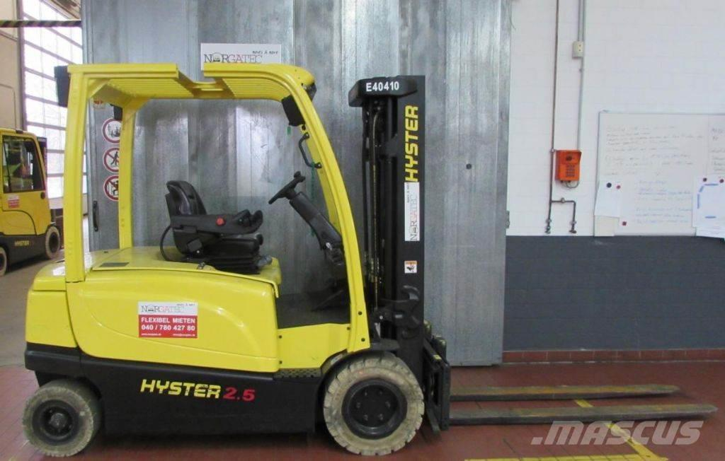 Hyster J 2.5 XN ADVANCE+